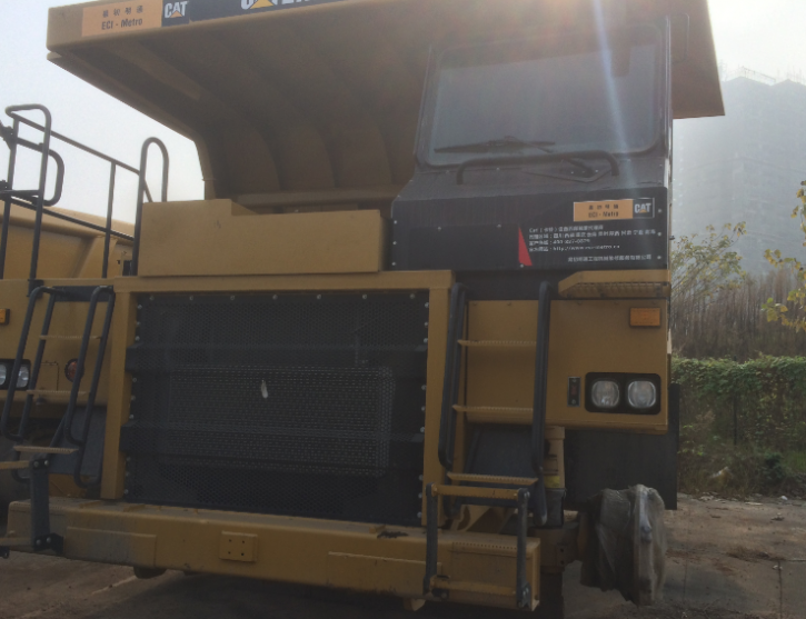 2013 Brand New Unused CAT 773E Truck
