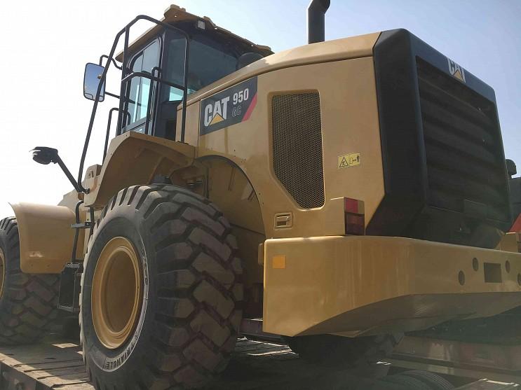 Brand New Unused CAT 950GC Wheel Loader