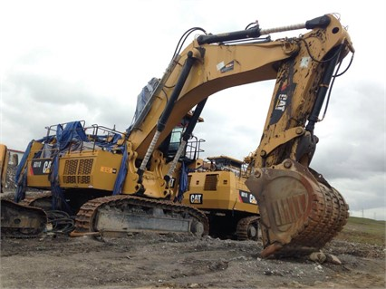2013 Year CAT 6018 FS 2270 Hours