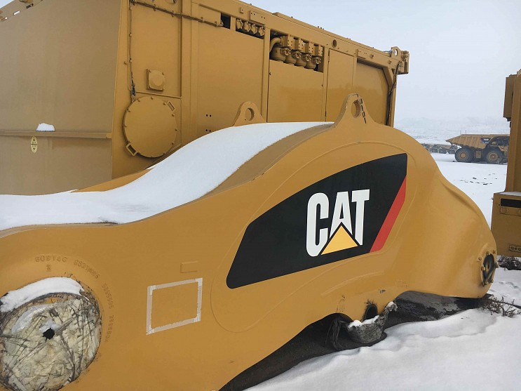 2013 Brand New Unused CAT 6040 Electrical FS
