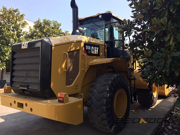 2018 CAT 950GC