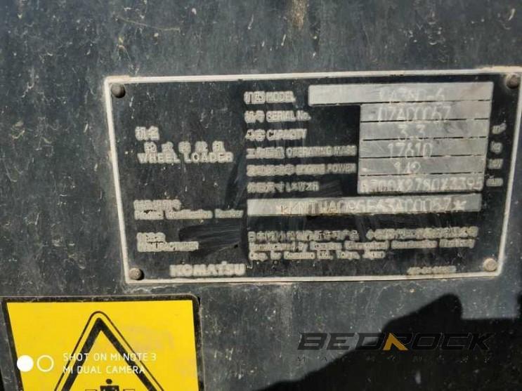 Komatsu WA380-6 Wheel Loader