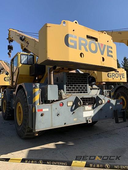 2008 Grove RT700E Crane