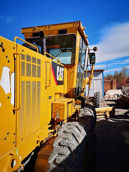 2015 Year Like New CAT 140K Motor Grader, 450 Hrs
