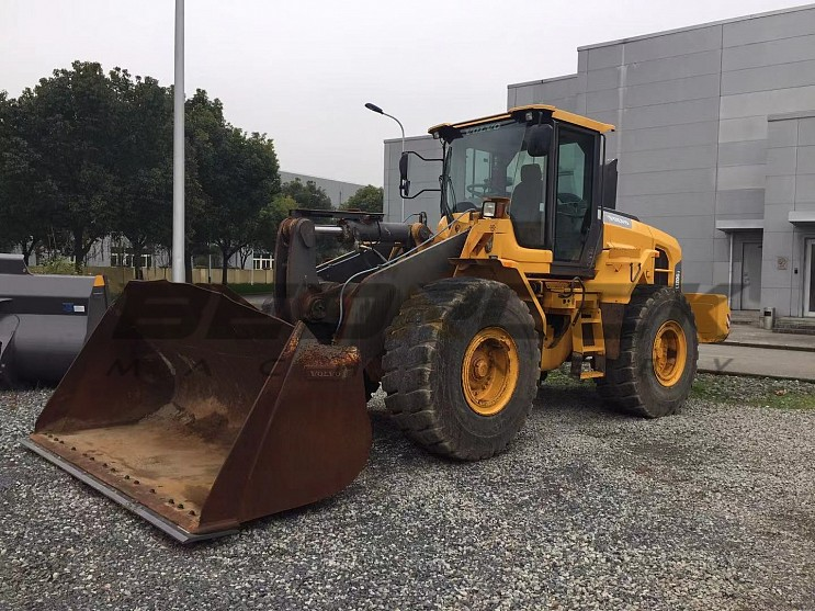 2014 Year Volvo Wheel Loader L120Gz, 4800 Hours