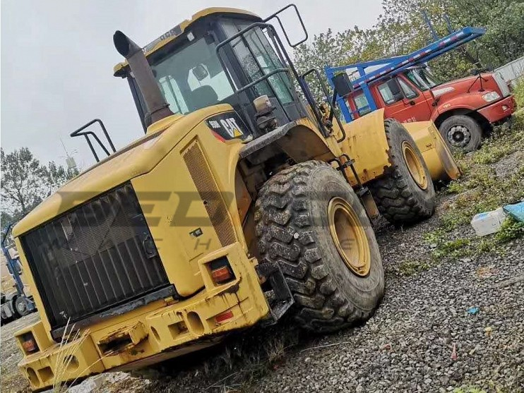2008 Year CAT 950H Wheel Loader, 480 Hours Only
