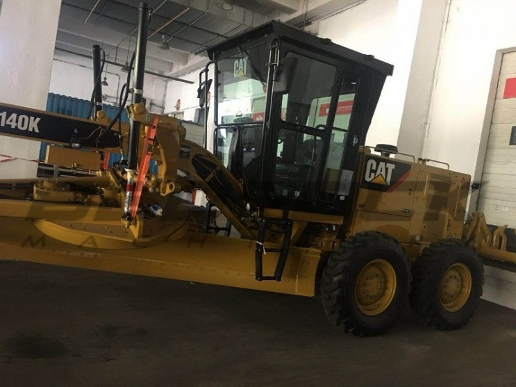 2018 Year New CAT 140K Motor Grader, with Warranty