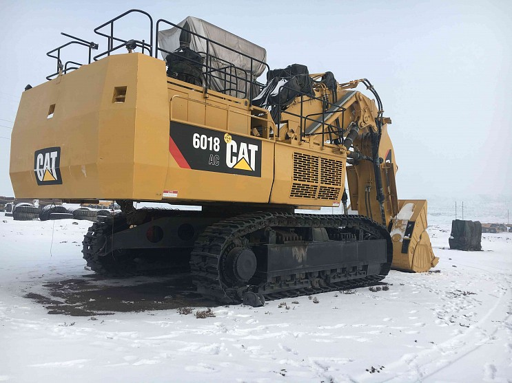 2013 Brand New Unused CAT 6018 Electrical FS