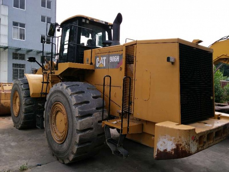 2014 CAT 986H Wheel Loader 3000 Hours Only