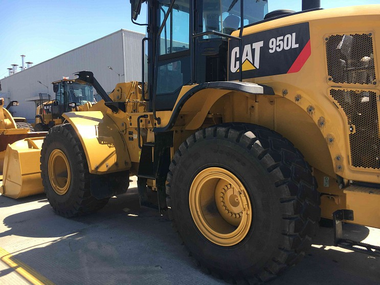 CAT 950L Wheel Loader