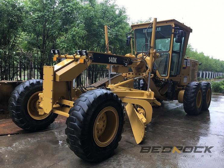 2015 CAT 140K Motor Grader